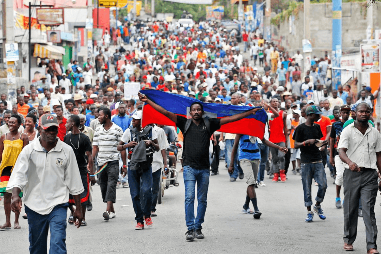 Haiti: Call for Urgent National Dialogue
