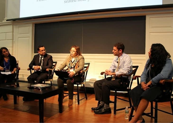 Fe y Alegría participates in Harvard Conference on Educational Equality