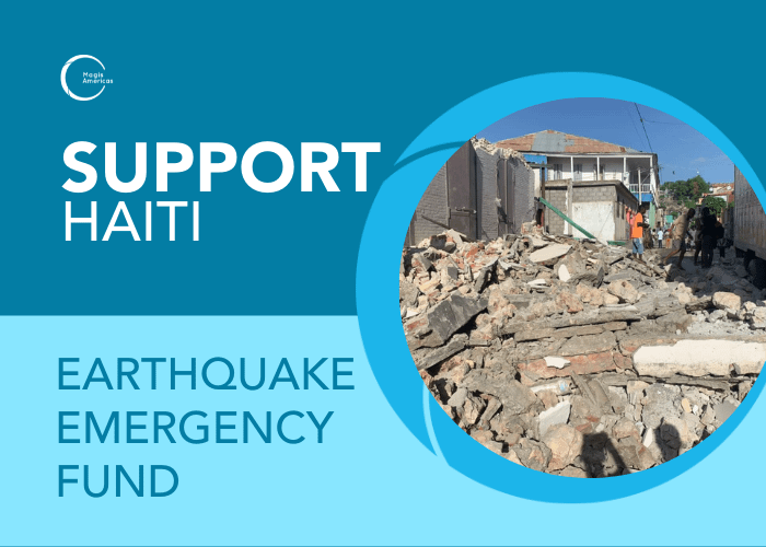Terremoto de 7.2 hace temblar a Haití