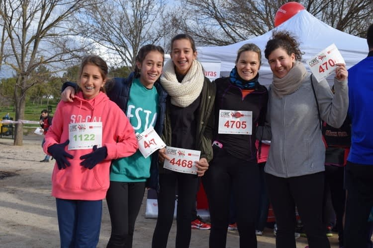 In Spain, over 12,000 participate in races to support Fe y Alegría Chad