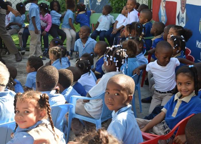 Batey Lechería: Luchando contra la discriminación y desigualdad mediante la educación con valores