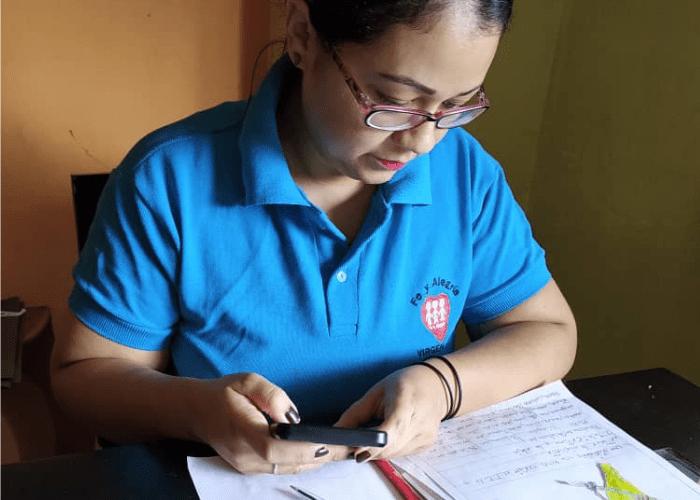 Baterías por la educación, Fe y Alegría Venezuela
