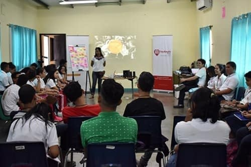 Fe y Alegría Nicaragua youth communication network transforms lives