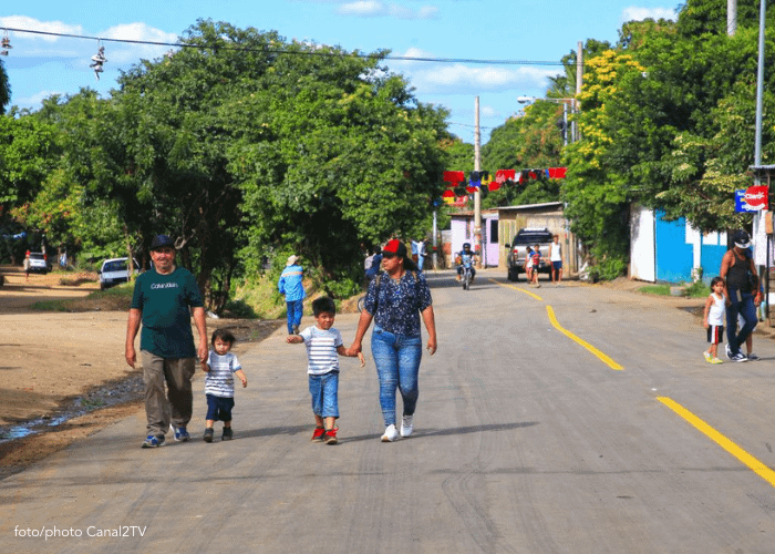 The participation of women in the construction of a popular habitat: generating urban development in the Sol de Libertad neighborhood of Managua, Nicaragua