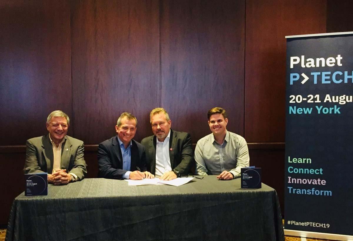 IBM, Fe y Alegría, AUSJAL y Magis Americas firmaron un acuerdo sin precedentes